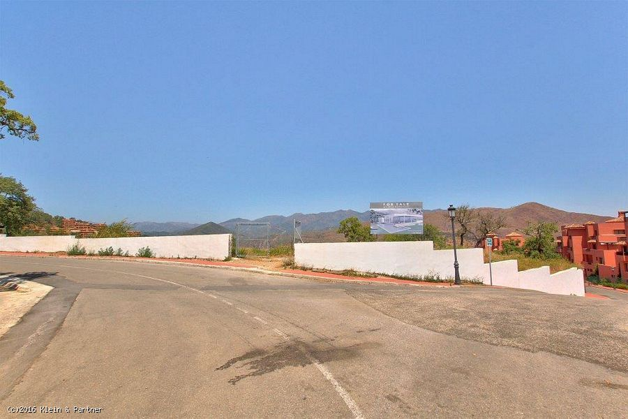 La Mairena plots for sale 11A & 11B in Elviria