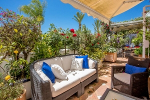 Double Apartment at Jardines Colgantes in Marbella Hill Club