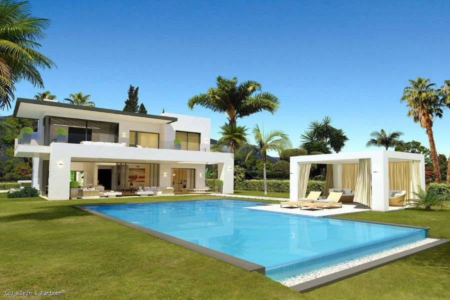 Concept Type C Villa at Las Lomas del Marbella Club