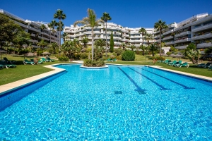 3 Bedroom Penthouse at Playa Esmeralda Marbella Golden Mile