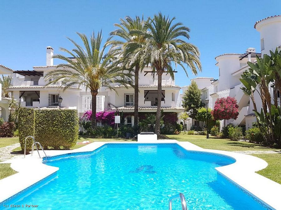 Penthouse for sale at Los Naranjos de Marbella in Phase 3