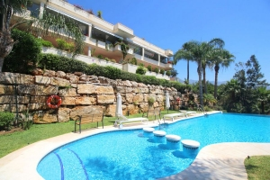 Spacious Apartment for sale at Lomas del Marbella Club