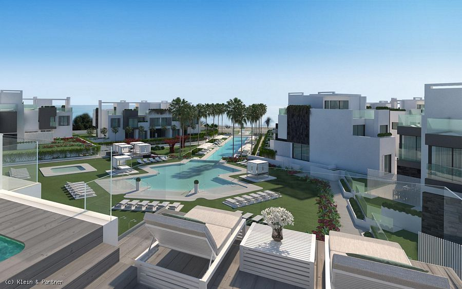 The Island Townhouses for sale in Estepona