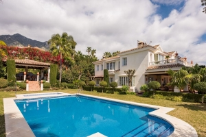 Villa Property for sale in Sierra Blanca on Marbella Golden Mile