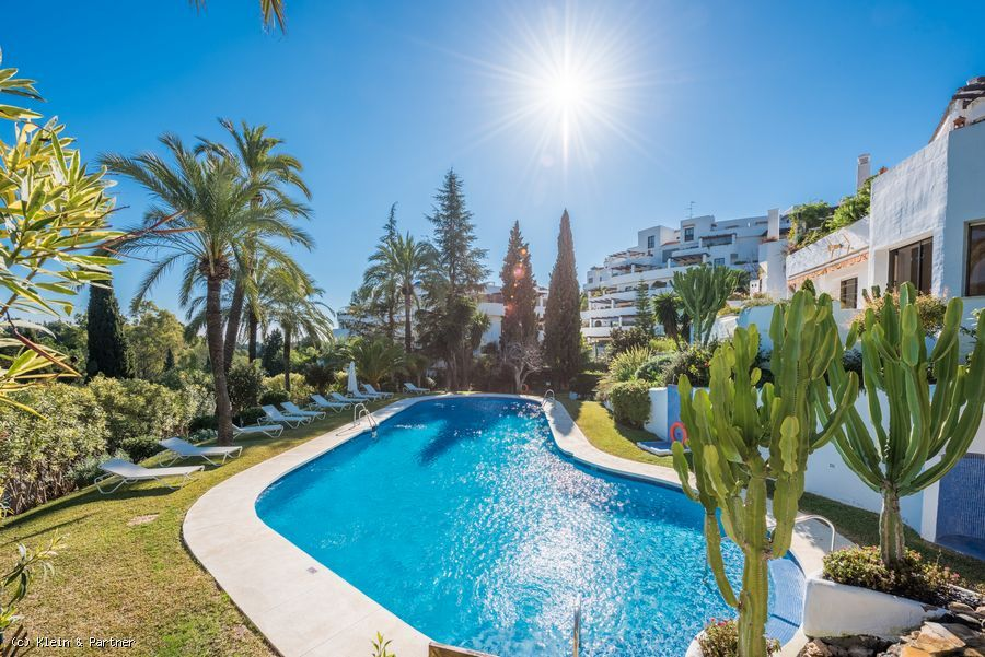 Apartment for sale at El Ancón Sierra Las Lomas del Marbella Club