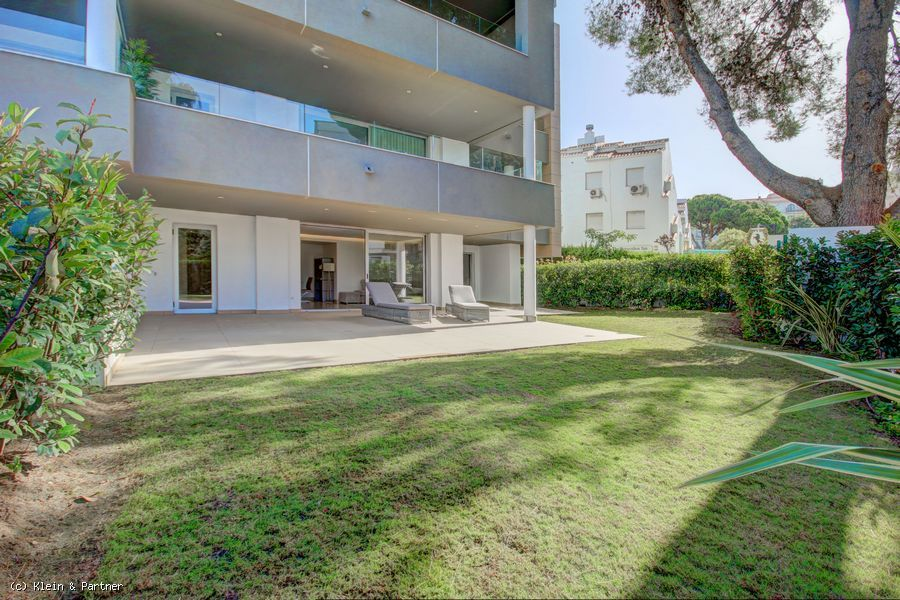 Brand New Ground Floor Corner Apartment in Royal Banus near the Casino