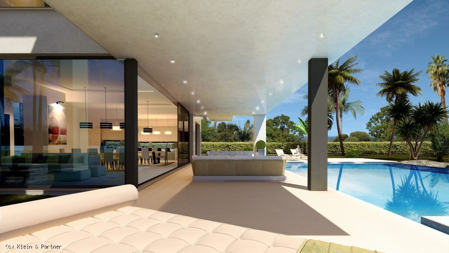 Concept Type A Villa at Las Lomas del Marbella Club