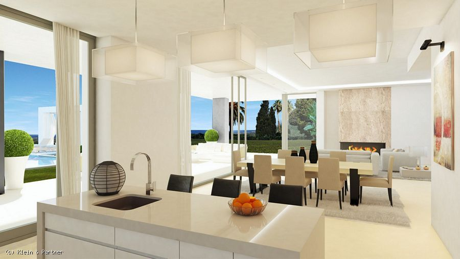 Concept Type B Villa at Las Lomas del Marbella Club