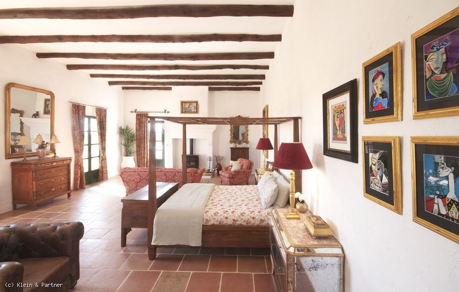Luxury Finca The Palacio de Montellano between Ronda and Sevilla
