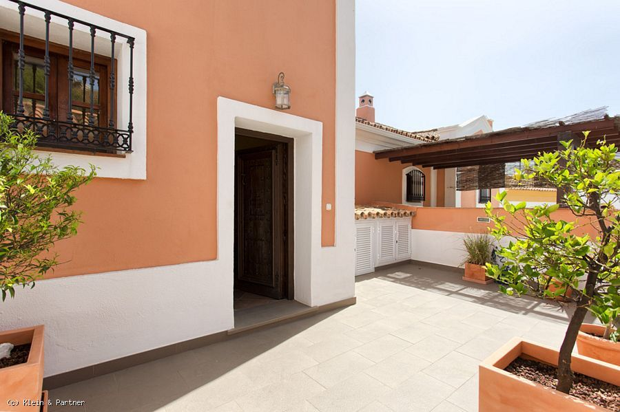 4 Bedroom Townhouse Poniente in La Heredia de Monte Mayor