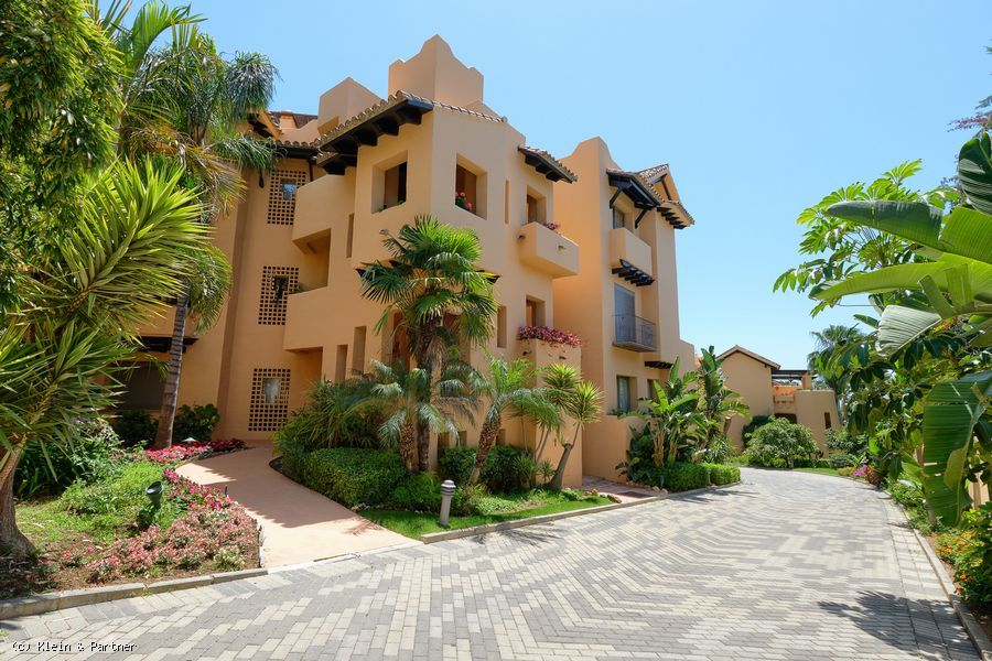 Apartment in Marbella Mansion Club Urb. Rocio de Naqueles