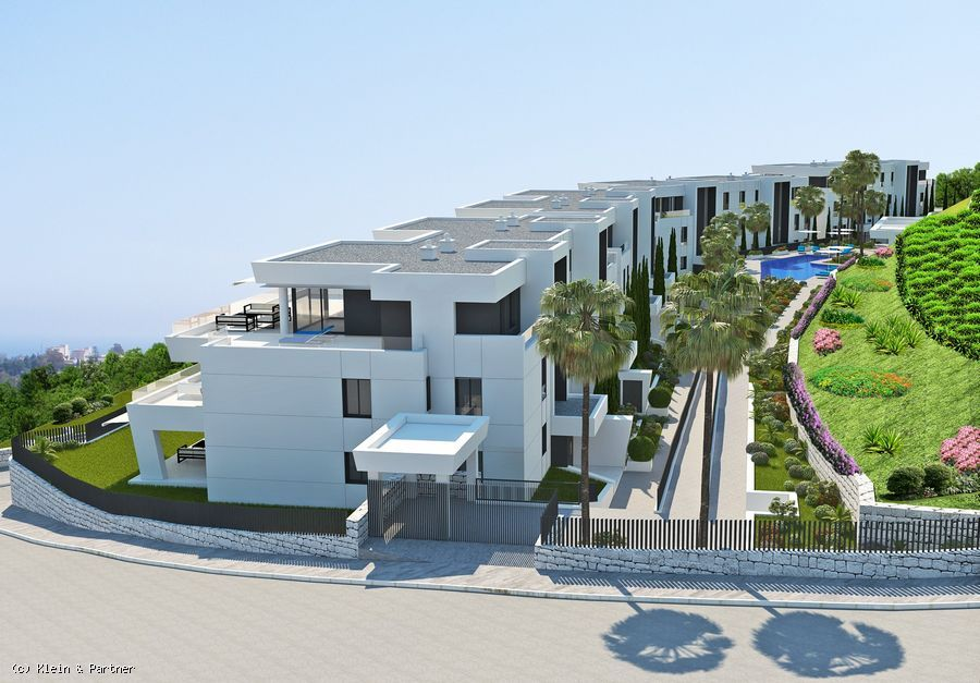 Apartment Properties for sale at Azahar de Marbella