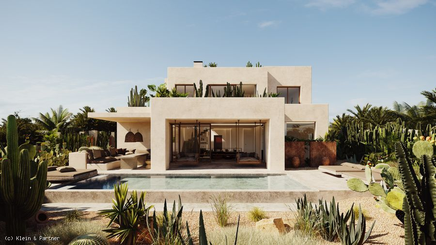 New Turnkey Villa Project for sale in Los Monteros Playa
