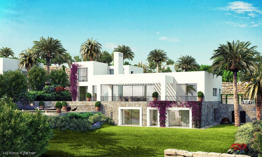 Finca Cortesin Green 10 Villa Properties for sale in Casares